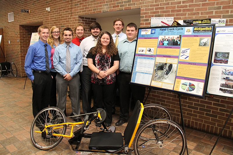 engineering mechanics sample of capstone senior design projects