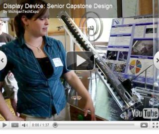 Sample of Capstone Senior Design Projects